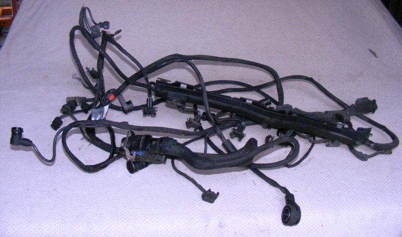 W124 Wiring Harness Repair : Mercedes e engine wiring harness oem delphi