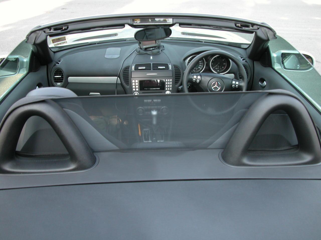 2009 BMW Z4, 2008 S600,