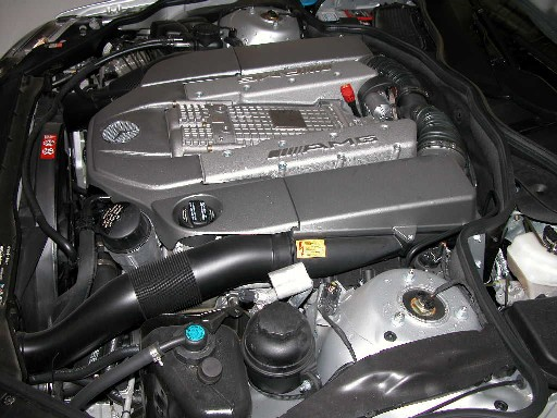 Amg Engine Signature Mercedes Benz Forum