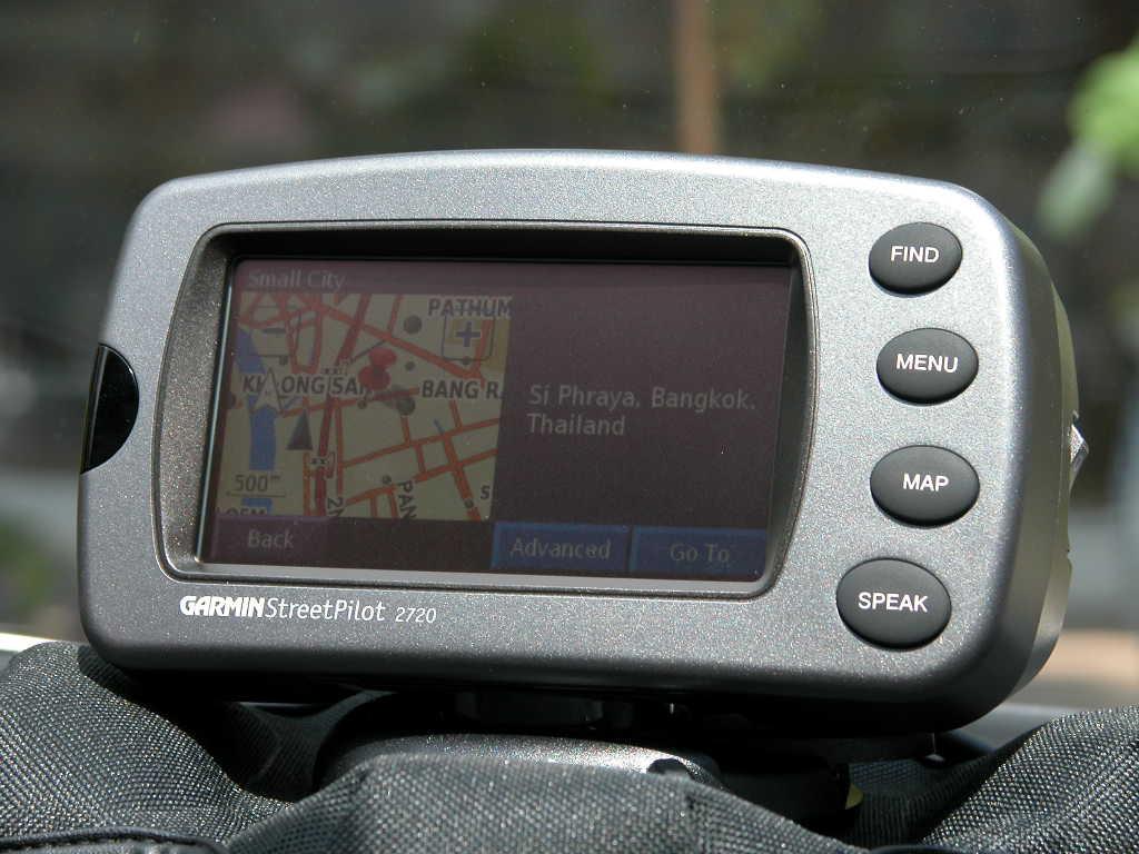 GPS- Garmin Street Pilot - Mercedes-Benz Forum