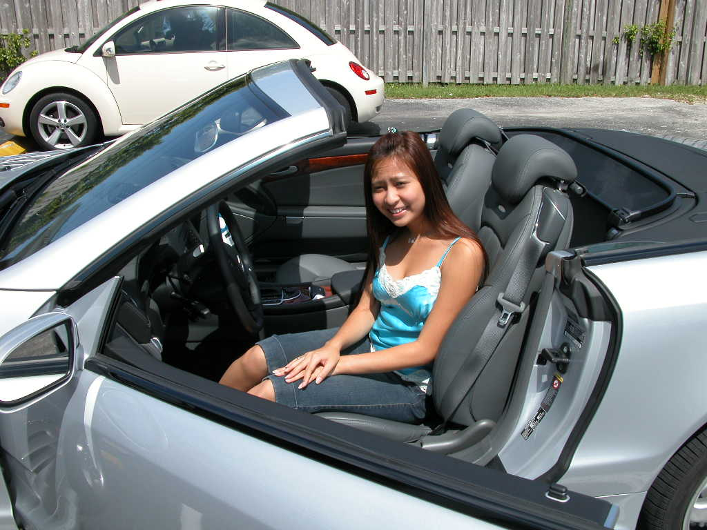 Girls Mercedes Benz Forum
