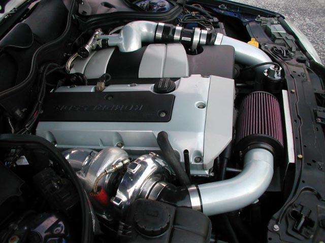 Mercedes Auto Parts >> Turbo on a M111!!! - Mercedes-Benz Forum