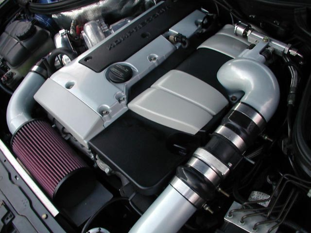 Turbo On A M111 Mercedes Benz Forum