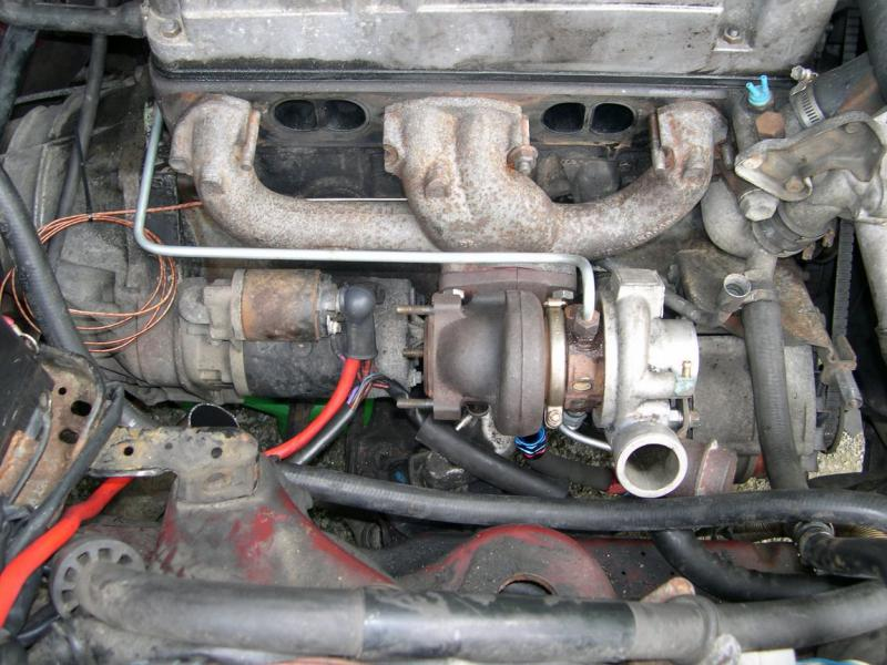 Possible to turbo my 240D? - Mercedes-Benz Forum