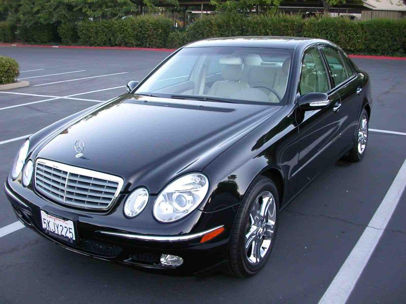 Image gallery 2005 mercedes e500 for Mercedes benz giveaway
