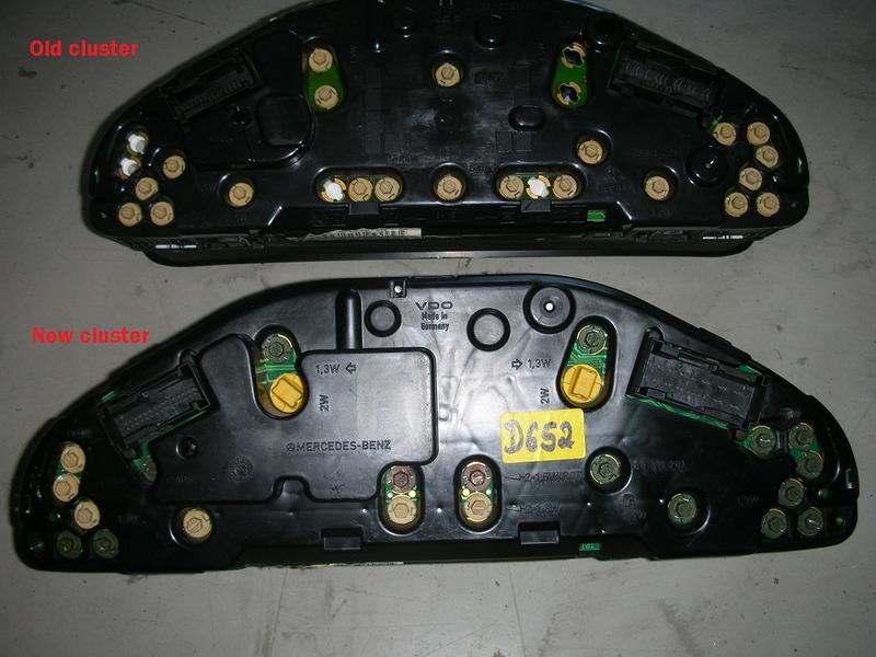 Bmw E39 Cluster Wiring Diagram