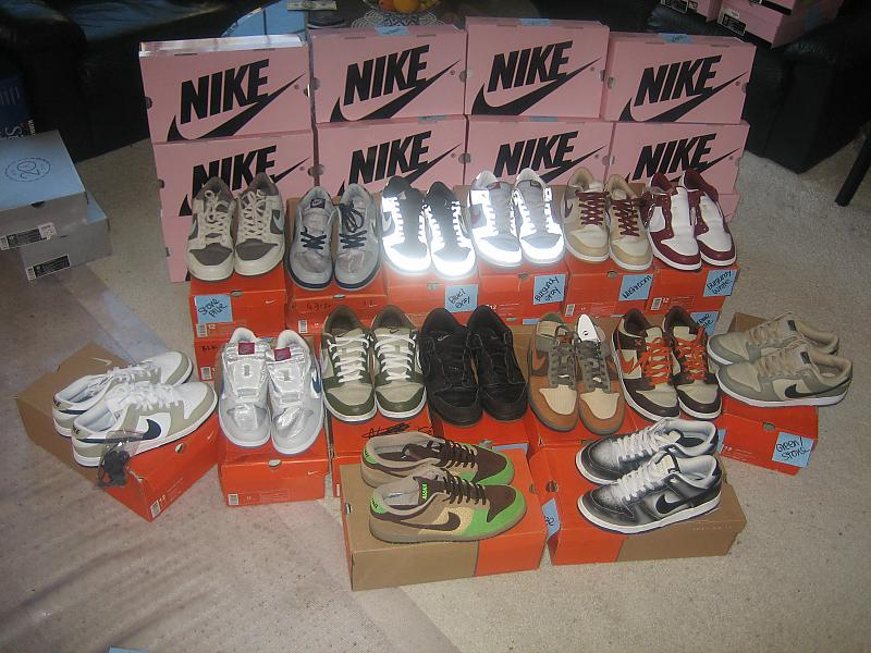 sports shoes 5b8d9 90236 nike sb dunk collection