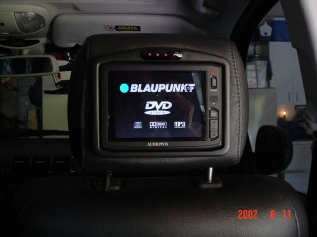 Help  Headrest Dvd Power Source Wiring