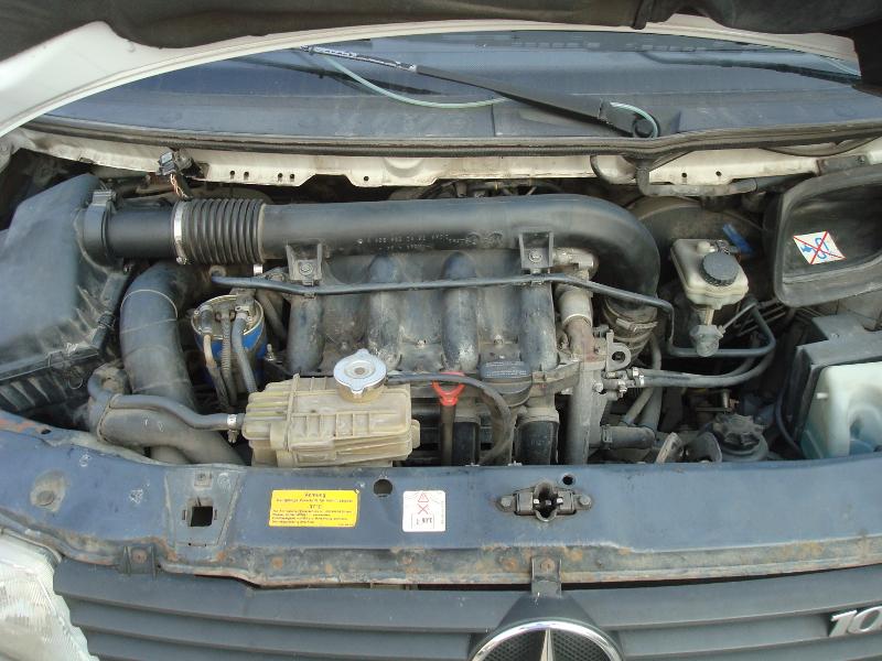 Connu Vito 108cdi MAF Sensor question - Mercedes-Benz Forum DP98