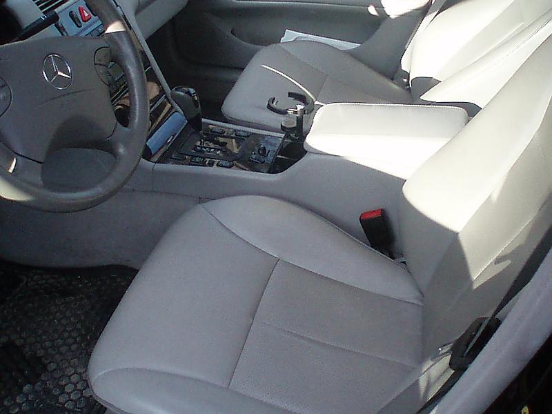 FS: 2002 Mercedes-Benz E320 4Matic sport sedan, W210 chassis-e320-