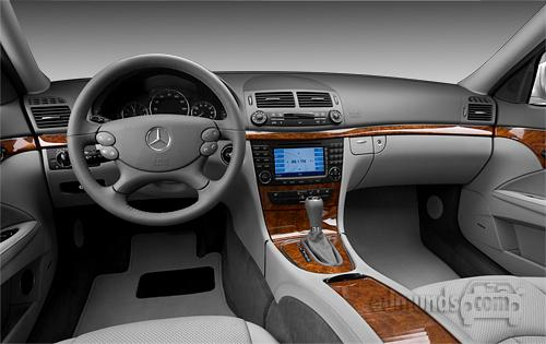 Help Any Canadians With 06 07 E Class Grey Interior