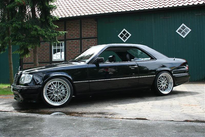 New W124 Owner 94 E320 Coupe Mercedes Benz Forum