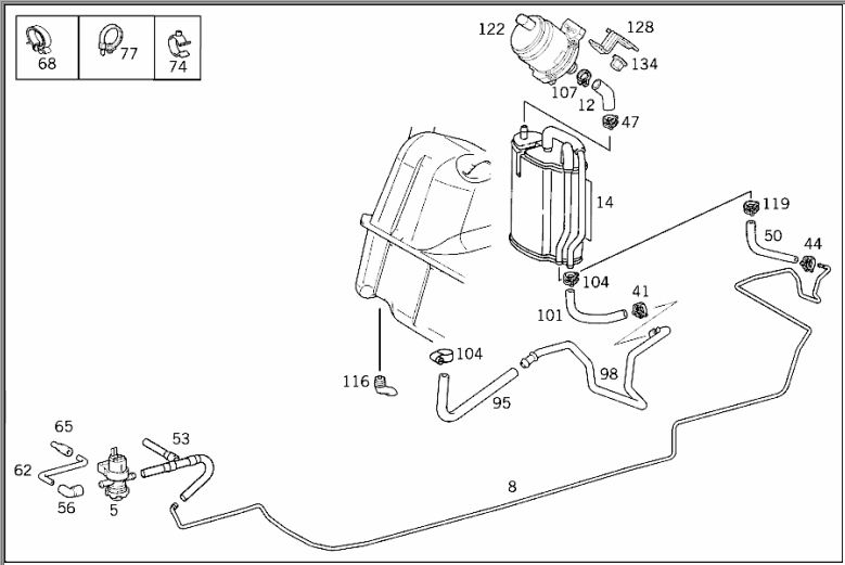 Wiring Diagram Source 2001 Dodge Dakota Evap System Diagram