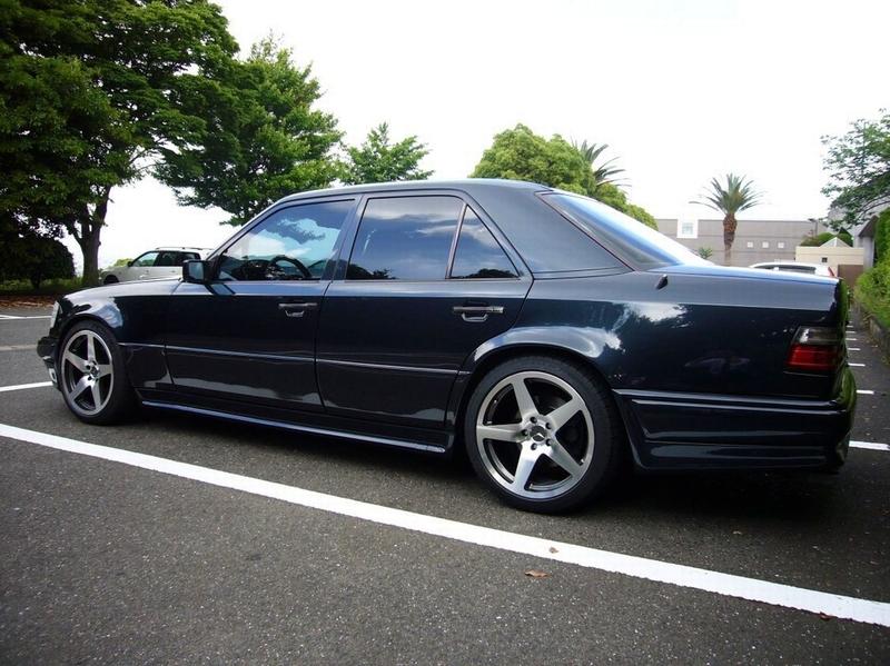 203685d1226043539 w124 amg e500 7 3 sale e500 73 ext Mercedes E500 W124