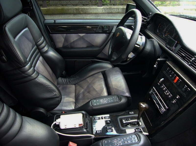 how an interior is supposed to look. Clean and free from over