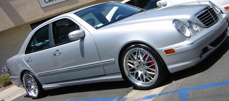 Rims That Look Better On E55 Than The Oem Monoblocks