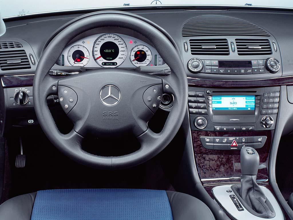 Mercedes Benz E Sport Sedan