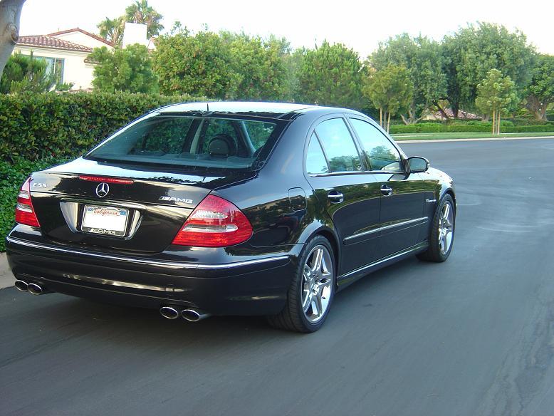 W211 E55 for sale - Mercedes-Benz Forum
