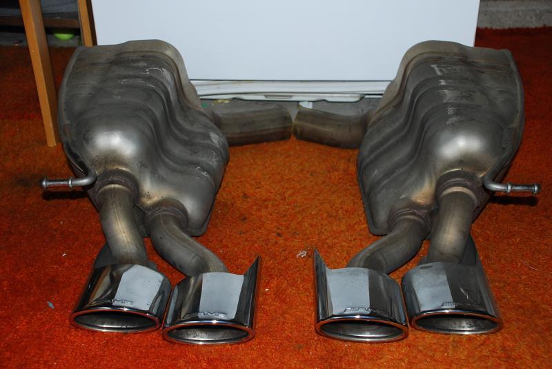 w211 e63 amg muffler - Mercedes-Benz Forum