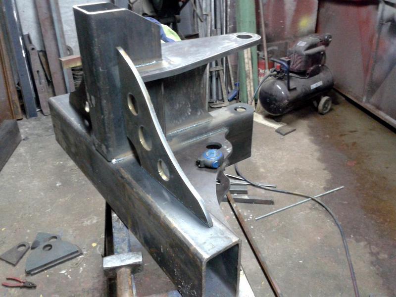 Home Built Tractor Attachments : Ot incredible home built tractor backhoe mercedes benz