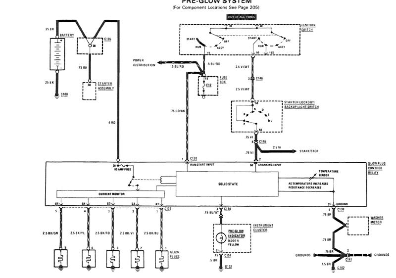 1981 mercedes 300d wiring diagram free vehicle wiring diagrams u2022 rh generalinfo co