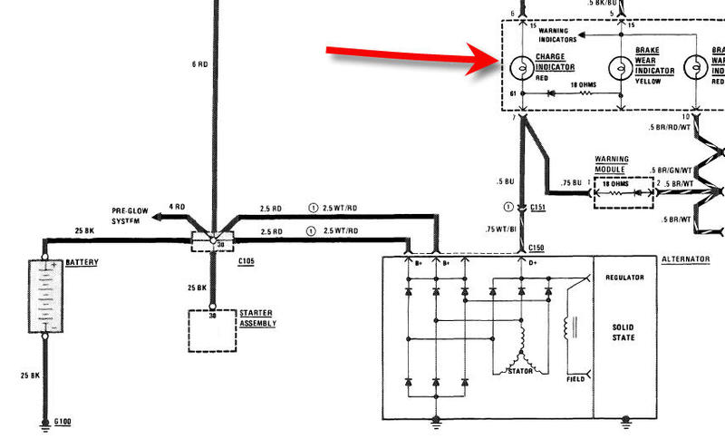 om alternator wiring diagram om wiring diagrams click image