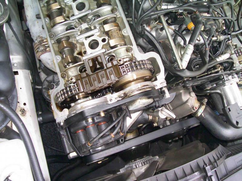 Known M119 Engine Issues Mercedesbenz Forum