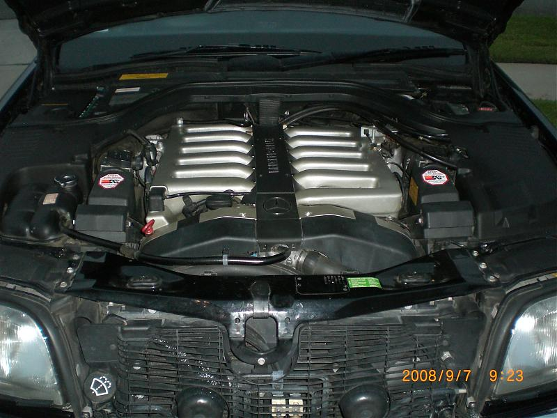 D Fs Immaculate S V Brabus Engine Bay on 1995 Mustang Engine Bay