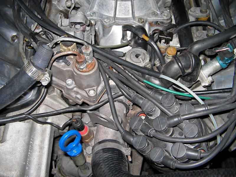 1979 450SL Vacuum Problem - HELP!! - Page 2 - Mercedes