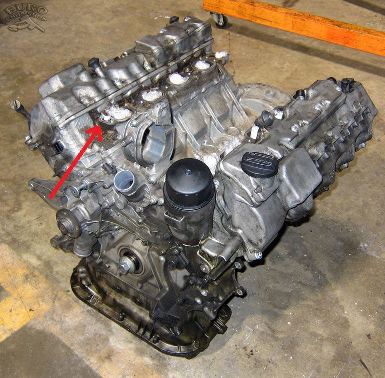 Mercedes benz 112 engine for Mercedes benz ml350 check engine light on