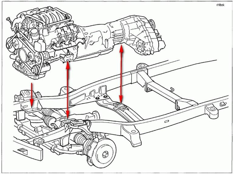 Mercedes Sl600 Engine Diagram