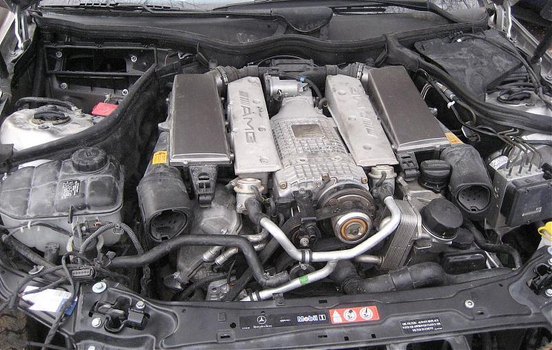 2002 mercedes c32 amg kompressor engine transmission with. Black Bedroom Furniture Sets. Home Design Ideas