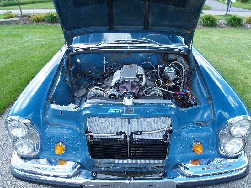 V8 Swap Into I6 280se W108 Page 8 Mercedes Benz Forum