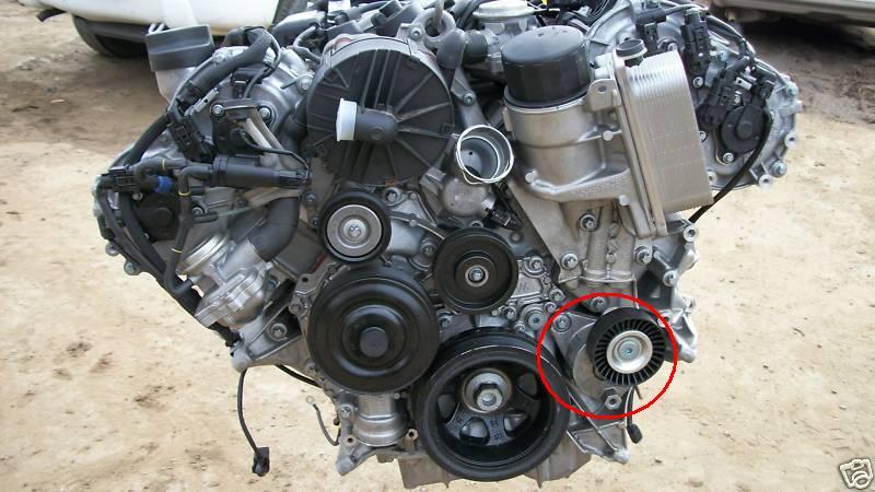 D Belt Tensioner Removal Diy Please Engine Modified