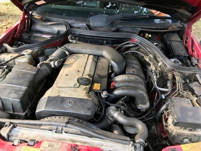 94 E320 with misfire - Mercedes-Benz Forum