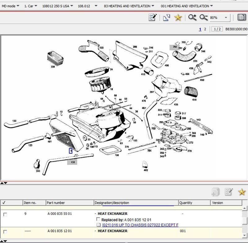 Mercedes Benz Parts Catalog >> Parts Catalog Mercedes Benz Forum