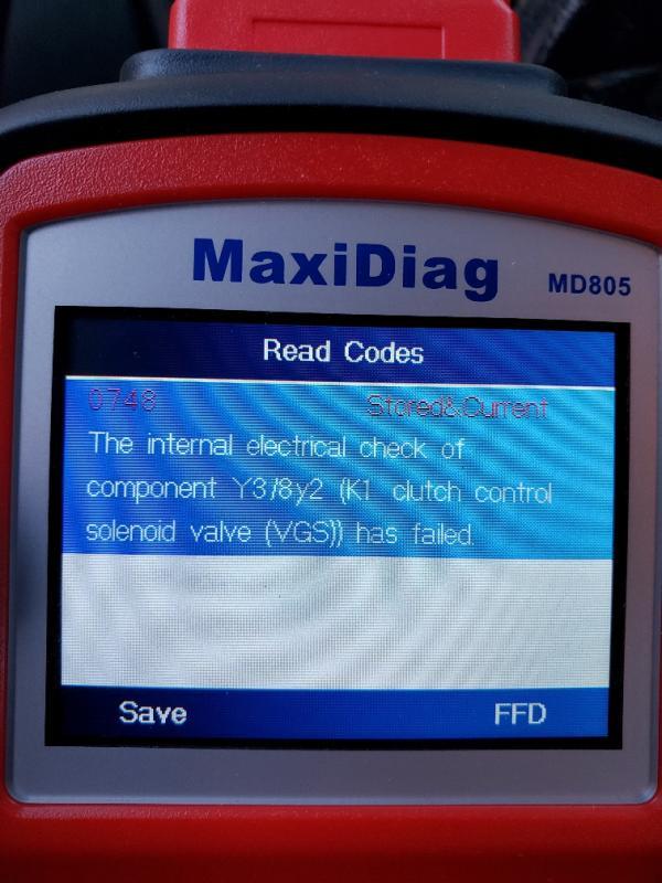 Multiple Fault Codes And Limp Mode Mercedes Benz Forum