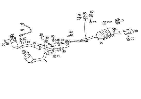 D Sl Oxygen Sensor Cel Questions Exhaust System Sl on 2004 Dodge Dakota Parts Diagram