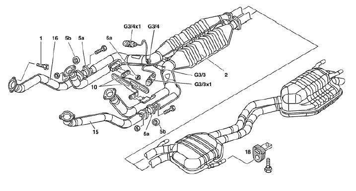 R129 Performance Exhaust Options Page 4 Mercedes Benz