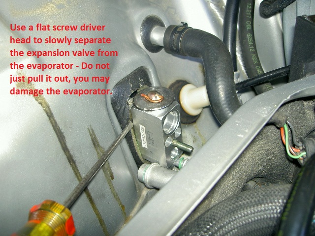 plete ac repair job autozone additionally honda accord ac evaporator and expansion valve replacement 2003 moreover expansion valve furthermore removing ac expansion valve on w210 mercedesbenz forum likewise how to replace expansion valve in 2003 honda odyssey. on a c expansion valve location
