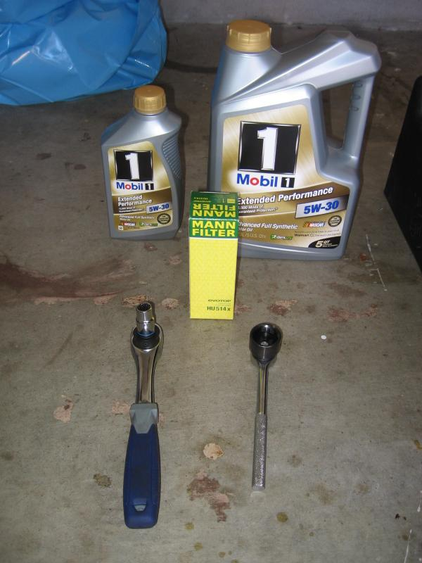 How To Change Engine Oil On A Mercedes Benz C230