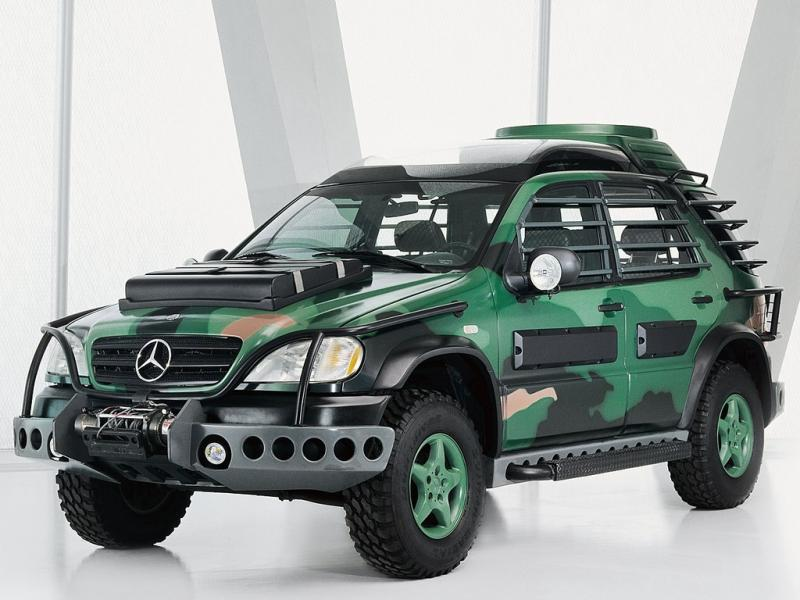 Click Image For Larger Version Name Five Rugged Cars The