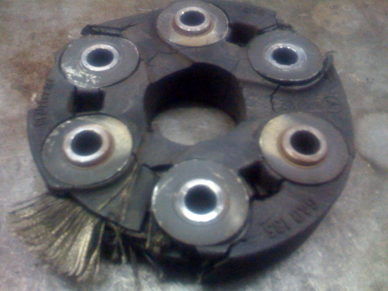 Inspect your driveshaft flex discs mercedes benz forum for Flex disk mercedes benz