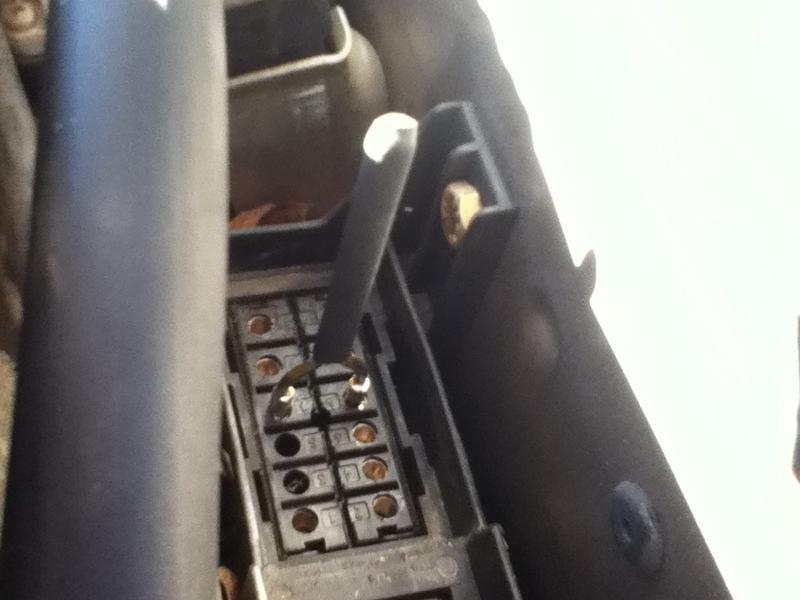 D Homemade Fuel Pump Relay Bypass Fpr on Mercedes Benz Fuel Pump Relay Location
