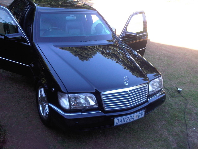 Factory armored mercedes w140 s600l for sale in south for Mercedes benz giveaway
