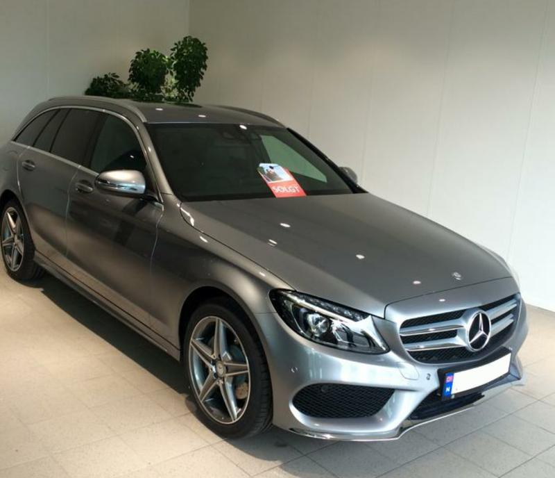 Post Some Pics Of Your New C Class