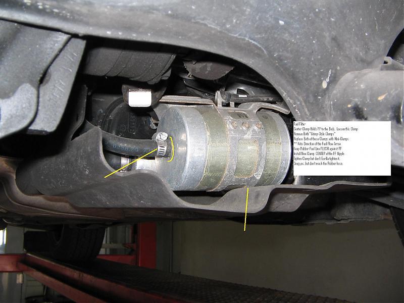 [SCHEMATICS_4PO]  DIY: 2000 C230 Kompressor Fuel Filter Replacement | Mercedes-Benz Forum | Changing Fuel Filter Mercedes |  | BenzWorld