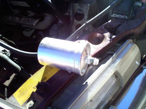 91 420SEL Fuel Filter - Mercedes-Benz Forum