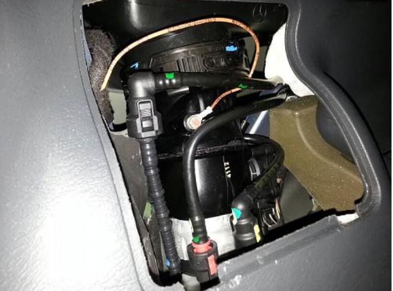 code p0453 need help - Mercedes-Benz Forum