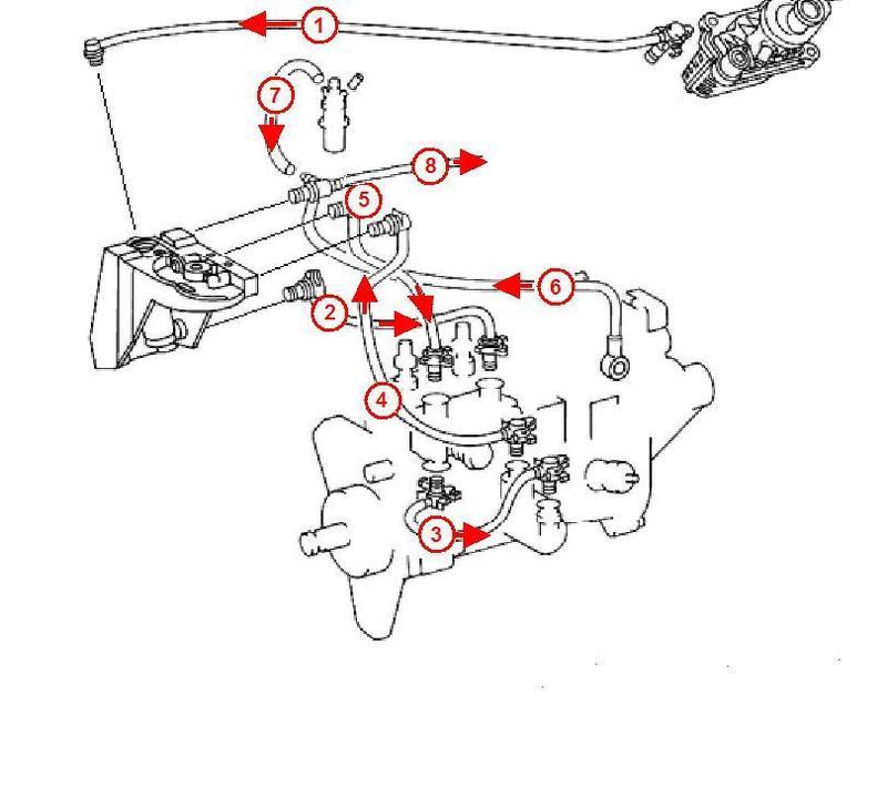 quick question about 98 e300 fuel lines